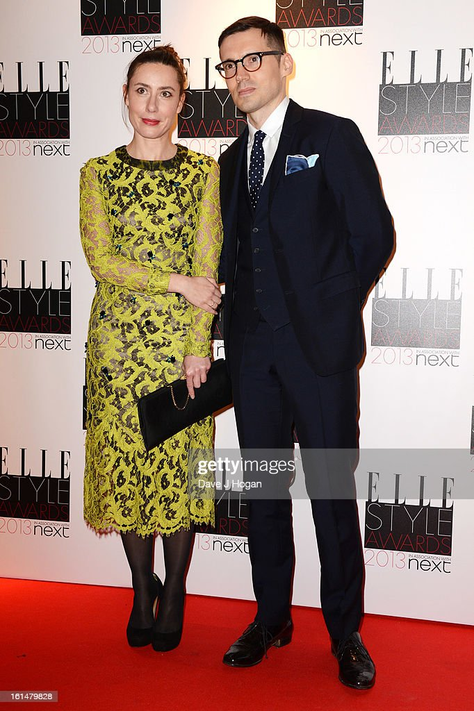 Erdem Moralioglu attends The Elle Style Awards 2013 at The Savoy Hotel on February 11, 2013 in London, England.