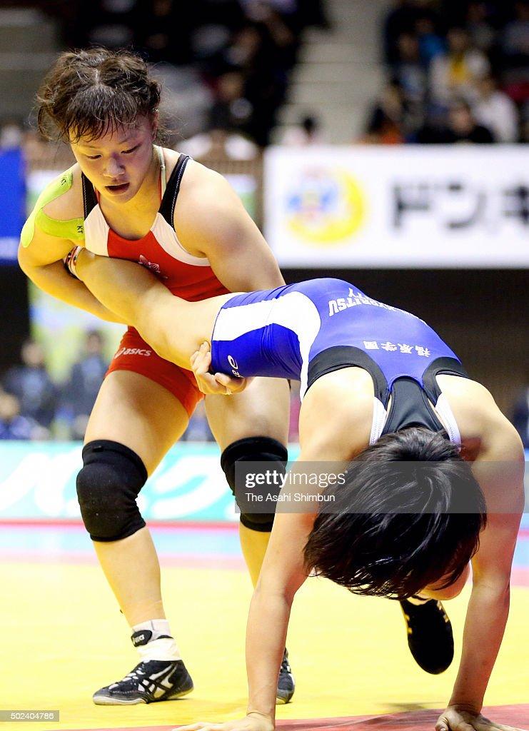 All Japan Wrestling Championships - Day 3