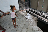 Erianni Diaz and her grandmother Maria Garcia live in a condemned hotel Erianni has twice fallen through a hole in the floor of her second floor...