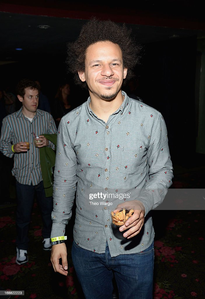 <a gi-track='captionPersonalityLinkClicked' href=/galleries/search?phrase=Eric+Andr%C3%A9&family=editorial&specificpeople=9864554 ng-click='$event.stopPropagation()'>Eric André</a> attends the Adult Swim Upfront Party 2013 at Roseland Ballroom on May 15, 2013 in New York City. 23698_002_0051.JPG
