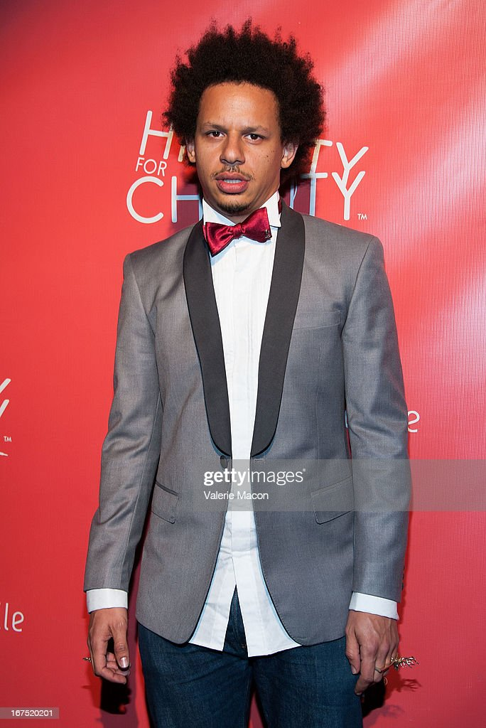 Eric Andre arrives at the 2nd Annual Hilarity for Charity Event at Avalon on April 25, 2013 in Hollywood, California.