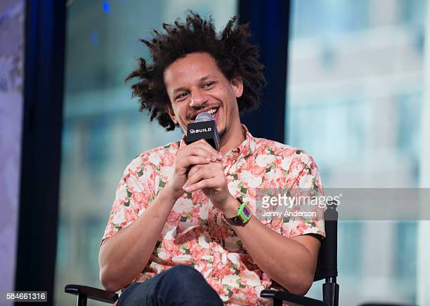 Eric Andre attends AOL Build Presents 'The Eric Andre Show' at AOL HQ on July 29 2016 in New York City