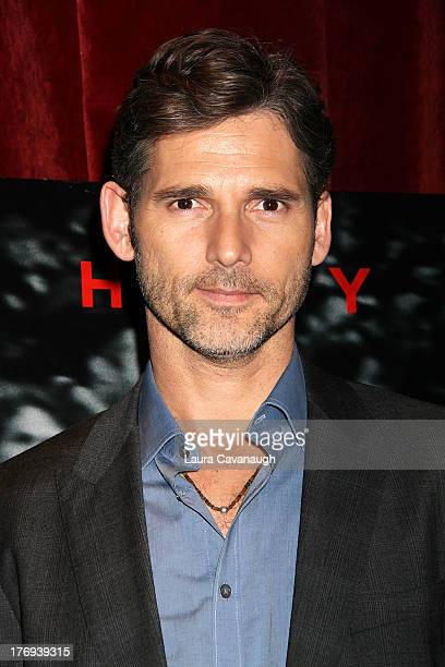 Eric Bana attends the 'Closed Circuit' screening at the Tribeca Grand Hotel Screening Room on August 19 2013 in New York City