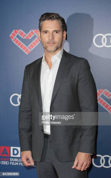 Eric Bana attends the screening of 'The Secret Scripture' At The Audi Dublin International Film Festival on February 18 2017 in Dublin Ireland