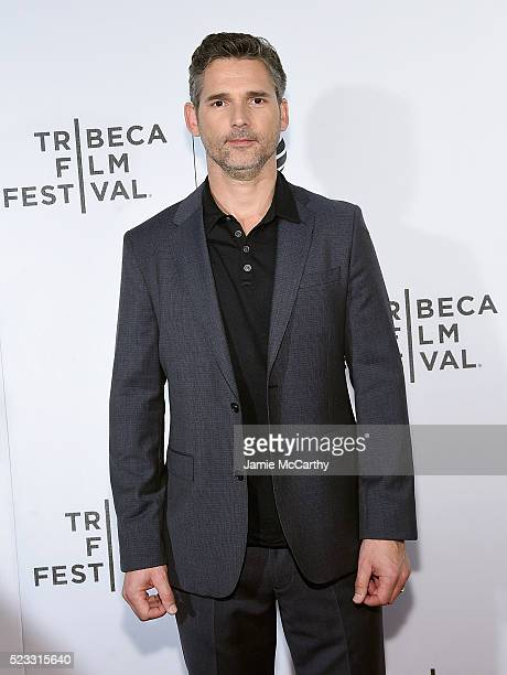 Eric Bana attends Tribeca Talks After the Movie 'Special Correspondents' 2016 Tribeca Film Festival at John Zuccotti Theater at BMCC Tribeca...