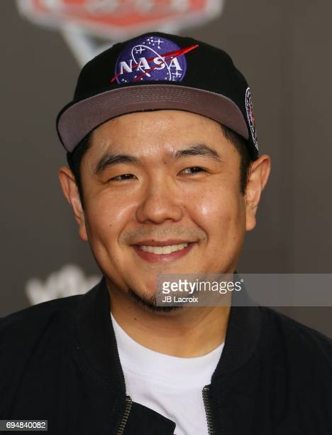 Eric Bauza attends the premiere of Disney and Pixar's 'Cars 3' on June 10 2017 in Anaheim California