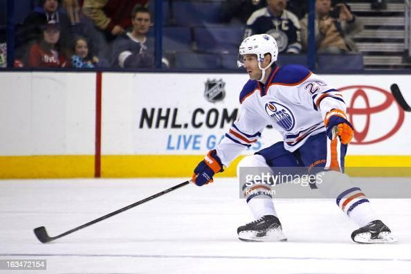 Eric Belanger Oilers Eric Belanger Stock Ph...