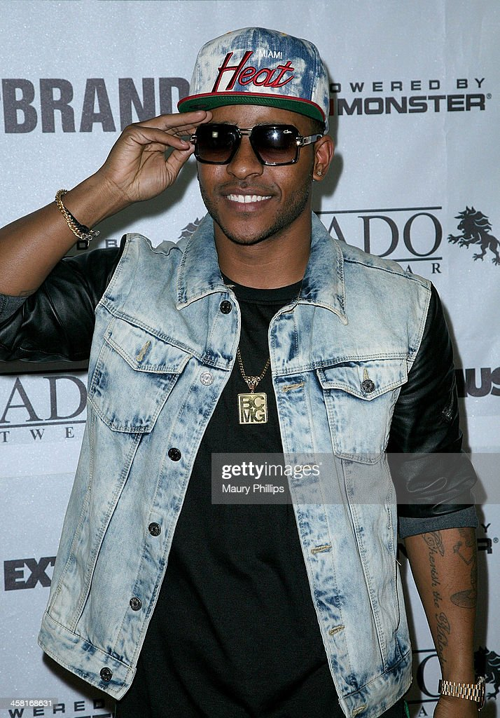 Eric Bellinger attends Brand X Live with Eric Bellinger at the El Rey Theatre on December 19, 2013 in Los Angeles, California.