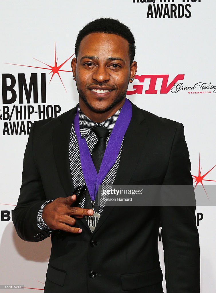 Eric Bellinger attends the 2013 BMI R&B/Hip-Hop Awards at Hammerstein Ballroom on August 22, 2013 in New York City.