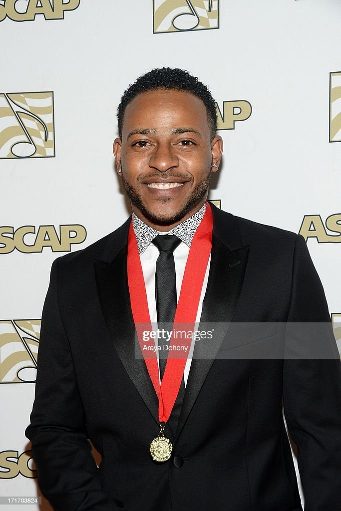 Eric Bellinger attends The American Society of Composers, Authors and Publishers (ASCAP) 26th Annual Rhythm & Soul Music Awards at The Beverly Hilton Hotel on June 27, 2013 in Beverly Hills, California.