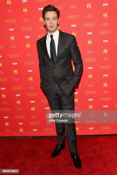 Eric Bergen attends 'The Assassination Of Gianni Versace American Crime Story' New York Screening at Metrograph on December 11 2017 in New York City