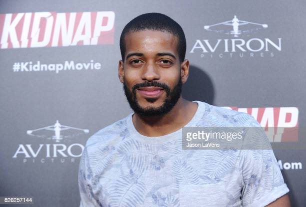 Eric Bigger attends the premiere of 'Kidnap' at ArcLight Hollywood on July 31 2017 in Hollywood California