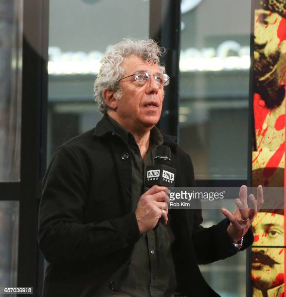 Eric Bogosian discusses 'Billions' and his book 'Operation Nemesis' during the Build Series at Build Studio on March 23 2017 in New York City