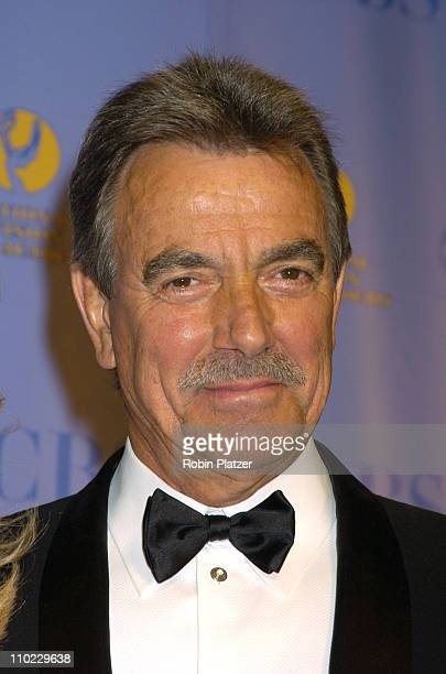 Eric Braeden during 32nd Annual Daytime Emmy Awards Media Press Room at Radio City Music Hall in New York New York United States