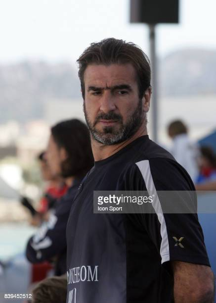 Eric CANTONA France / Suisse Pro Beach Soccer a Marseille Prado
