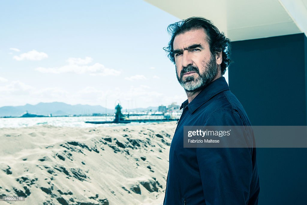 <a gi-track='captionPersonalityLinkClicked' href=/galleries/search?phrase=Eric+Cantona&family=editorial&specificpeople=211325 ng-click='$event.stopPropagation()'>Eric Cantona</a> is photographed for Self Assignment on May 20, 2013 in Cannes, France.