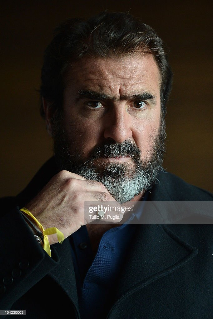 <a gi-track='captionPersonalityLinkClicked' href=/galleries/search?phrase=Eric+Cantona&family=editorial&specificpeople=211325 ng-click='$event.stopPropagation()'>Eric Cantona</a> poses for a portrait prior the Golden Foot at Monte-Carlo Bay on October 16, 2012 in Monte-Carlo, Monaco.
