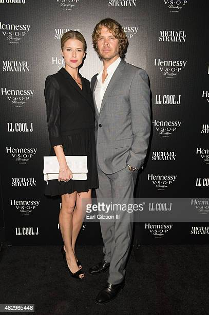Eric Christian Olsen attends the Henessy Toast Achievements In Music on February 7 2015 in Los Angeles California