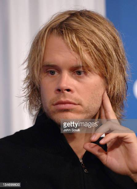Eric Christian Olsen during 31st Annual Toronto International Film Festival 'The Last Kiss' Press Conference at Sutton Place Hotel in Toronto Ontario...