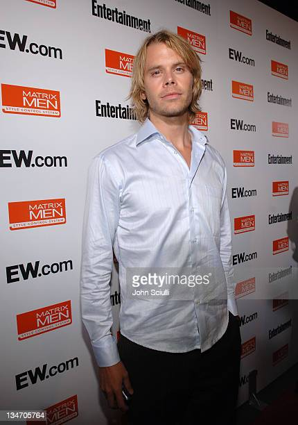 Eric Christian Olsen during 31st Annual Toronto International Film Festival Entertainment Weekly Party at Flow in Toronto Ontario Canada