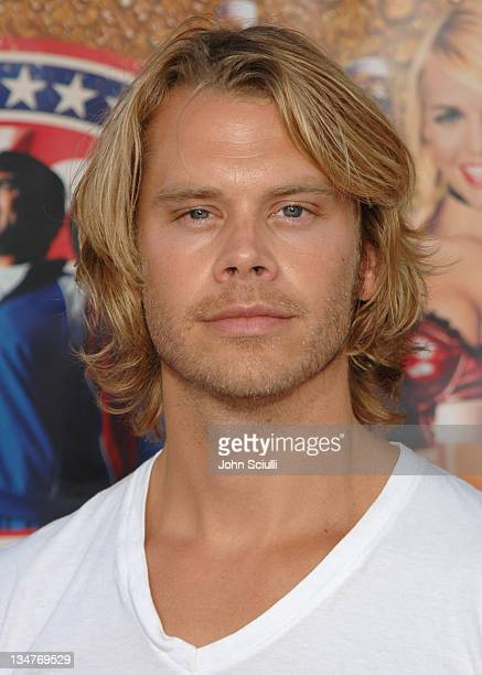 Eric Christian Olsen during 'Beerfest' Los Angeles Premiere Arrivals at Grauman's Chinese in Hollywood California United States