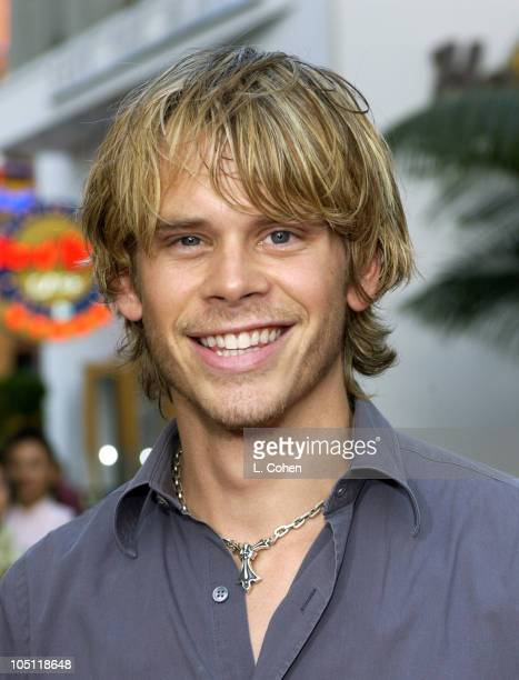Eric Christian Olsen during 'Dumb and Dumberer When Harry Met Lloyd' Premiere at Loews Universal City 18 in Universal City California United States