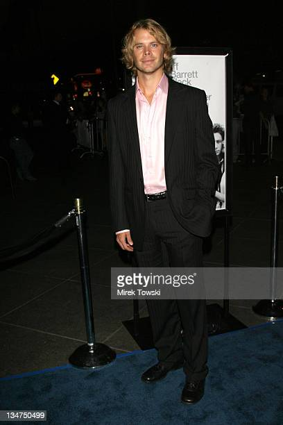 Eric Christian Olsen during 'The Last Kiss' Los Angeles Movie Premiere at Directors Guild of America Theater in Los Angeles California United States
