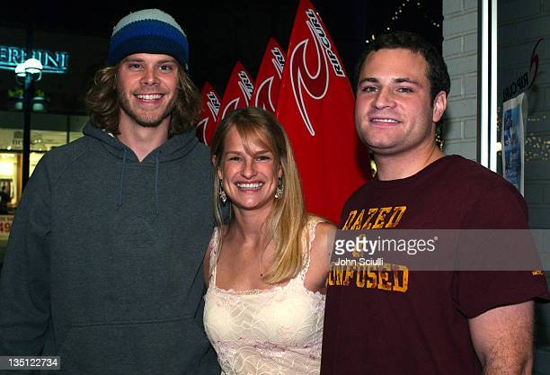 Eric Christian Olsen Rebecca Heller and Matt Weiss
