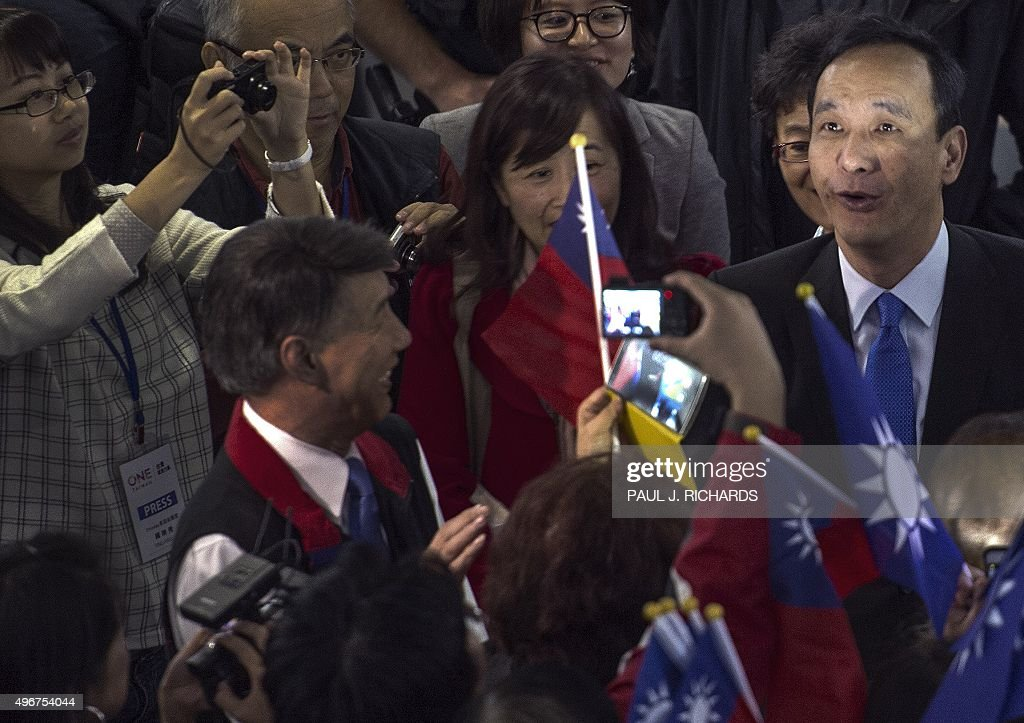 Eric Chu | Getty Images