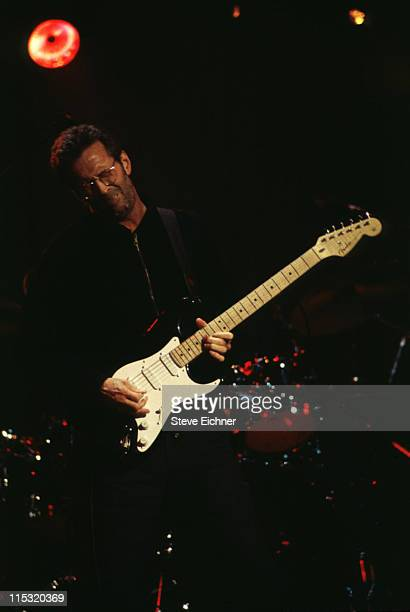 Eric Clapton during Giorgio Armani Party at Lexington Armory in New York City New York United States