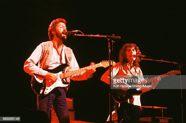 Eric Clapton live at Niigata Prefectural Civic Center Ibaraki November 23 1979