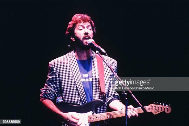 Eric Clapton live at Nippon Budokan Tokyo November 2 1987
