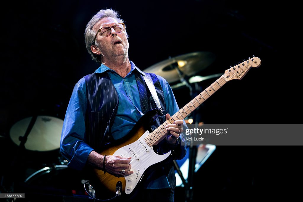 eric clapton performs at royal albert hall on may 14 2015 in london united kingdom. Black Bedroom Furniture Sets. Home Design Ideas