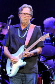 Eric Clapton performs at the Royal Albert Hall on May 26 2011 in London England