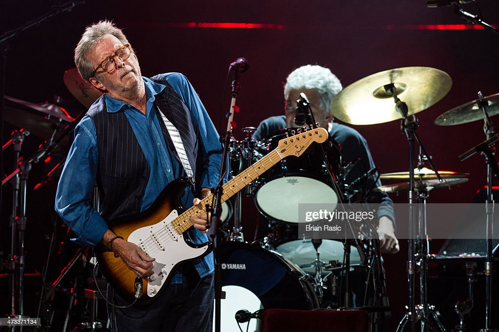 Eric Clapton Performs At The Royal Albert Hall