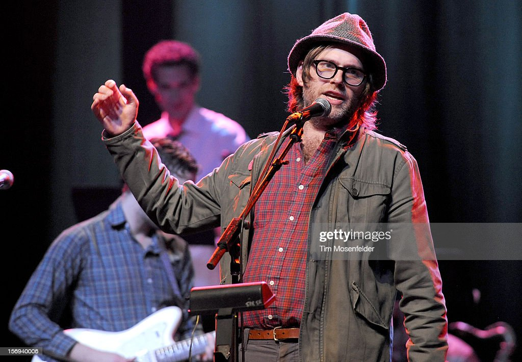 Eric D. Johnson performs during The Last Waltz Tribute Concert at The Warfield on November 24, 2012 in San Francisco, California.