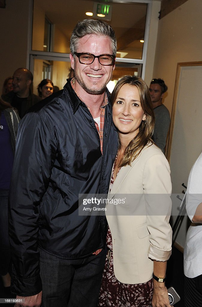 <a gi-track='captionPersonalityLinkClicked' href=/galleries/search?phrase=Eric+Dane&family=editorial&specificpeople=707708 ng-click='$event.stopPropagation()'>Eric Dane</a> and <a gi-track='captionPersonalityLinkClicked' href=/galleries/search?phrase=Anna+Getty&family=editorial&specificpeople=214046 ng-click='$event.stopPropagation()'>Anna Getty</a> attend Pregnancy Awareness Month 2013 Kick-Off Event Celebrating Dad's Role in Pregnancy at Bergamot Station on May 5, 2013 in Santa Monica, California.