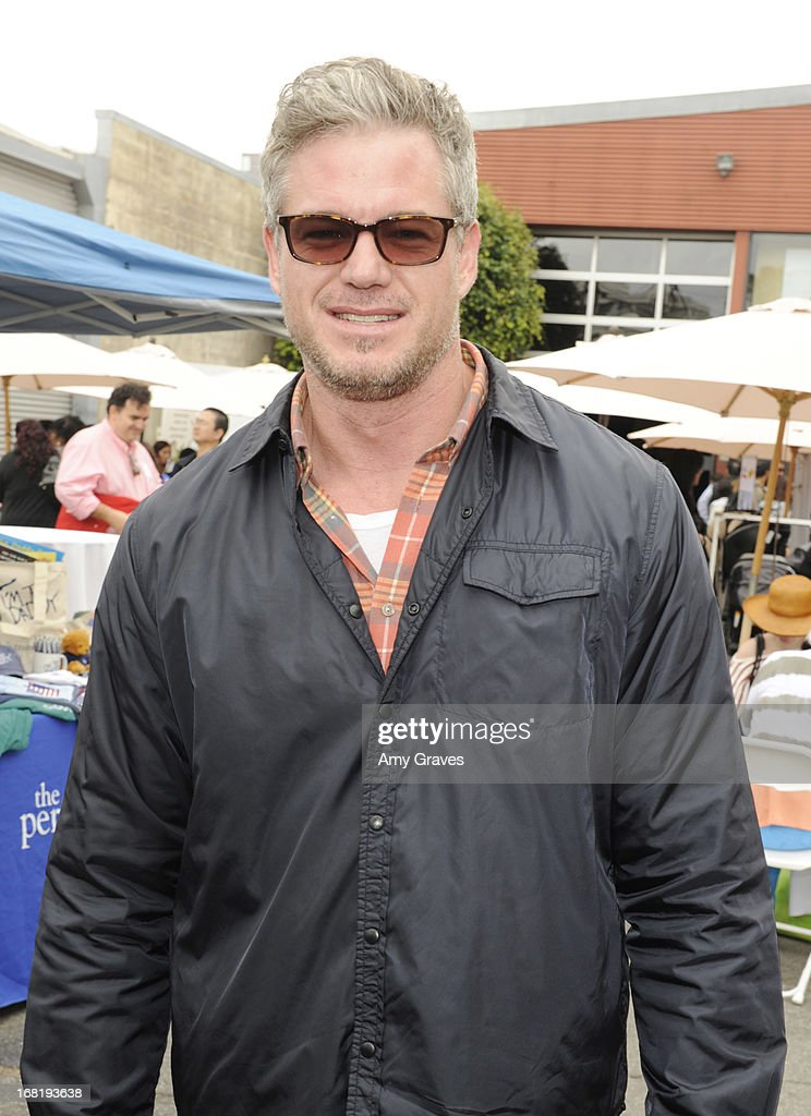<a gi-track='captionPersonalityLinkClicked' href=/galleries/search?phrase=Eric+Dane&family=editorial&specificpeople=707708 ng-click='$event.stopPropagation()'>Eric Dane</a> attends Pregnancy Awareness Month 2013 Kick-Off Event Celebrating Dad's Role in Pregnancy at Bergamot Station on May 5, 2013 in Santa Monica, California.