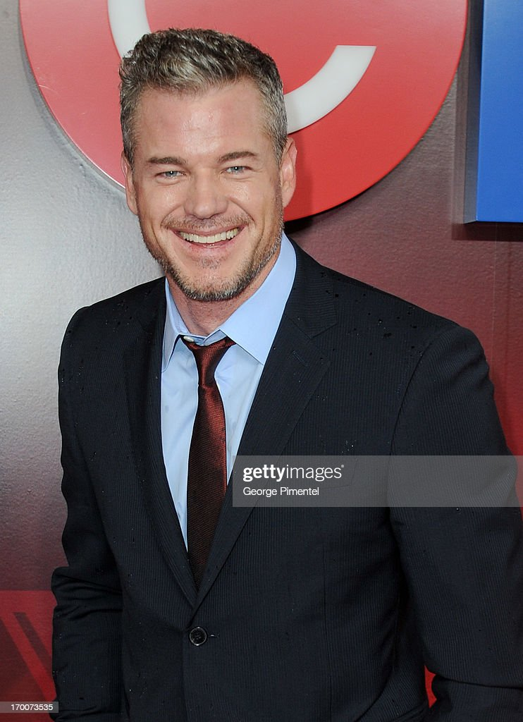 Eric Dane from 'The Last Ship' attends CTV Upfront 2013 Presentation at Sony Centre For Performing Arts on June 6, 2013 in Toronto, Canada.