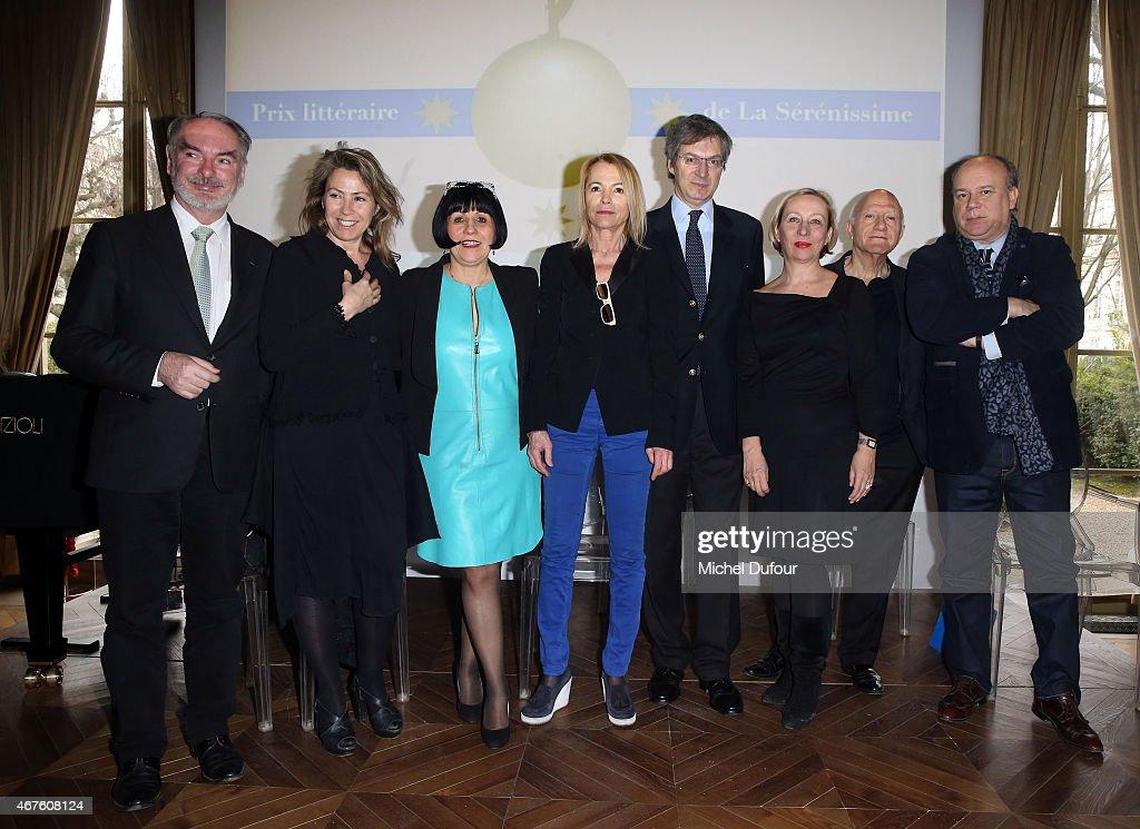 39 la serenissime 39 literary award at l 39 institut culturel d for Institut culturel italien paris