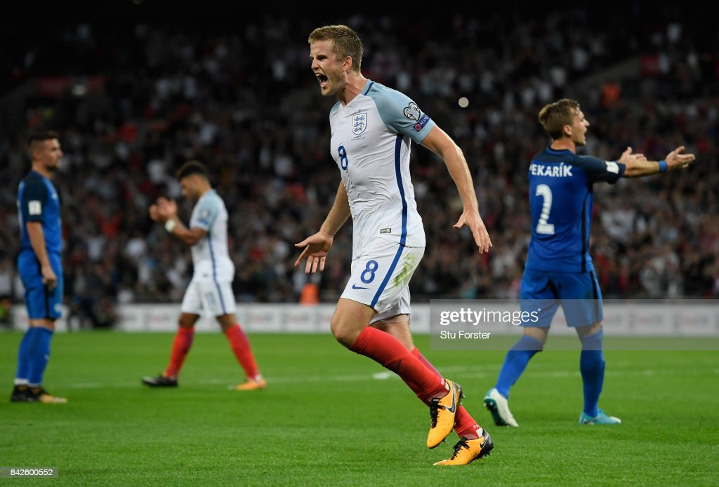 England v Slovakia - FIFA 2018 World Cup Qualifier
