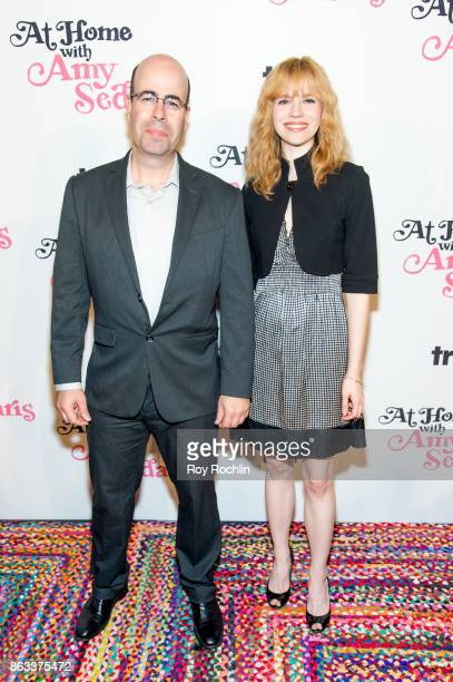 Eric Doss attends 'At Home With Amy Sedaris' New York Screening at The Bowery Hotel on October 19 2017 in New York City