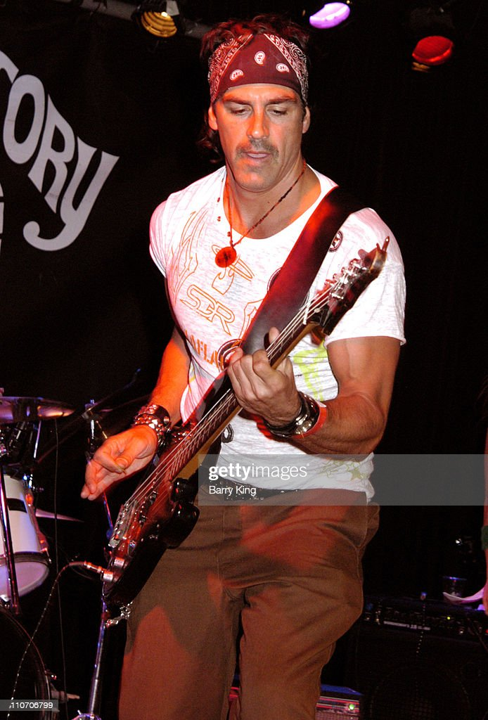 Eric Etebari of Knuckles & The Knockouts during Celebrate Life! Benefit Concert For American Foundation For Suicide Prevention - Red Carpet and Inside at Knitting Factory in Hollywood, CA., United States.