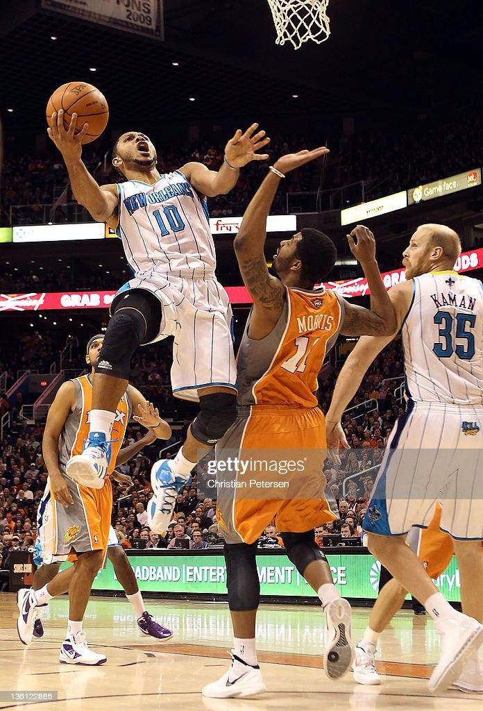 New Orleans Hornets v Phoenix Suns