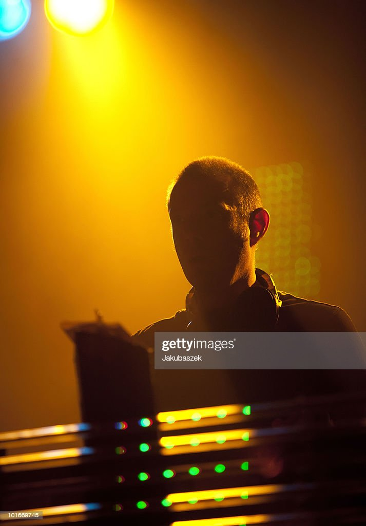 DJ Eric Hilton of the American band Thievery Corporation performs live at the Huxleys Neue Welt on June 6, 2010 in Berlin, Germany.