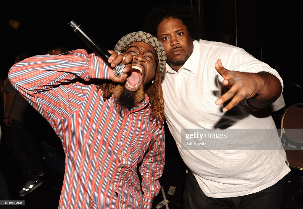 Eric Jackson of the Ying Yang Twins and Bone Crusher attend the 2010 Vh1 Hip Hop Honors at Hammerstein Ballroom on June 3 2010 in New York City