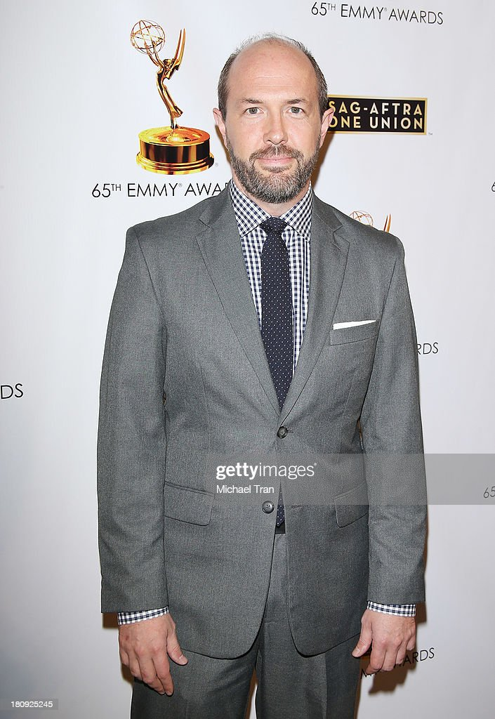 Eric Lange arrives at The Academy of Television Arts & Sciences and SAG-AFTRA celebrate The 65th Primetime Emmy Award Nominees held at Academy of Television Arts & Sciences on September 17, 2013 in North Hollywood, California.