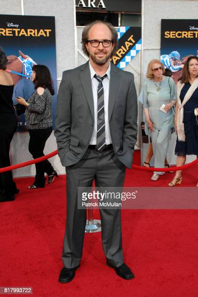 Eric Lange attends Secretariat World Premiere Arrivals at El Capitan Theatre on September 30 2010 in Hollywood California