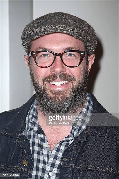 Eric Lange attends the Broadway Industry Screening of 'Birdman' at Dolby 88 on October 13 2014 in New York City