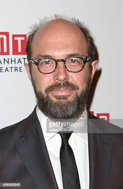 Eric Lange attends the Broadway Opening Night Performance After Party for 'The Country House' at the Hard Rock Cafe on October 2 2014 in New York City